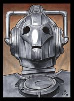 CYBERMAN by MJasonReed