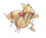 Kadabra by super-tuler