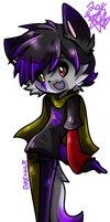 drawn an adoptable because I can by TheHeartNeko