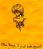 Other Times I Just Hate Myself by Eazine