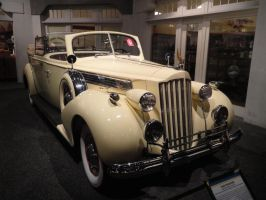 1939 Packard by SoniaStrummFan217