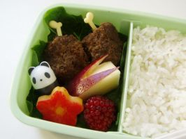 Simple Bento by Arekkusa