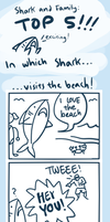 Shark and Family: Top 5 by Wingza