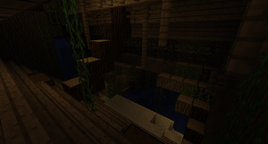 Minecraft - Shipwreck Interior 2 by TheNose90