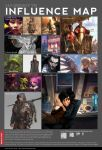 My Influence Map by HAZENHYTE