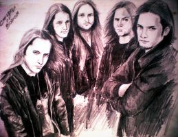 Children of Bodom by icestreet