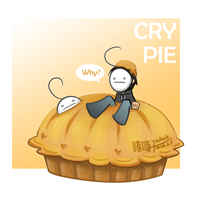 Cry pie by aulauly7