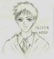Oliver wood' skecth by wakun