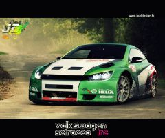 Volkswagen Sirocco IRC rally by Joel-Design