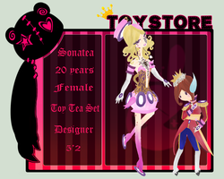 Toy Store: Sonatea Loyal Application by The-Virgo-Fairy