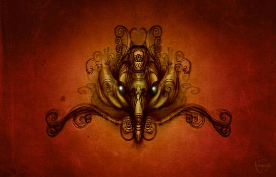 Ganesh by CassiopeiaArt
