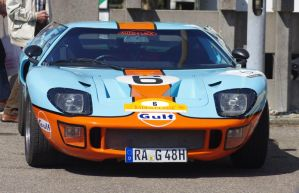 Ford GT40 by tanja1983