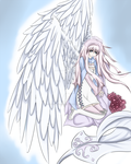 Angels Feathers by Dark-Angel-Misa