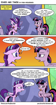 Edged And Taken by Pony-Berserker