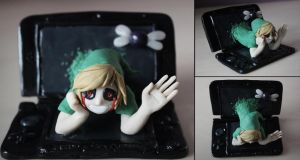 Ben drowned (Nintendo3DS version) by DewberryART