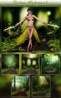 Fantasy Background by SK-DIGIART