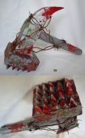 Boxman's meat tenderizer (The Evil Within) by Corroder666