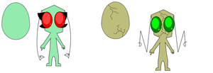 Eggs hatched for Niao-GIW by Dib-the-survivor