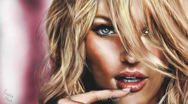 Candice Swanepoel by ladysofhousen