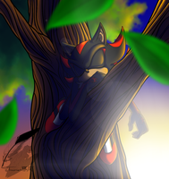 -Treetop Paradise- by Traconian