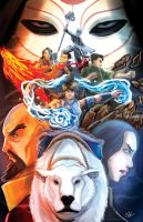 The Legend of Korra by Will2Link