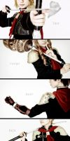 Weapons by yoru0704