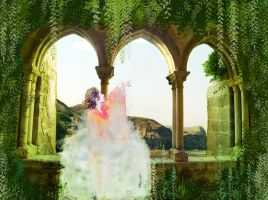 Magic Lady of the Chapel by sutoll