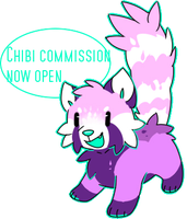 Chibi Commision now open by Pand-ASS