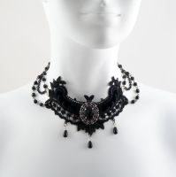 Redesigned necklace by Lincey
