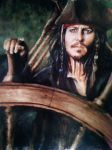 Jack Sparrow by EshiraArt