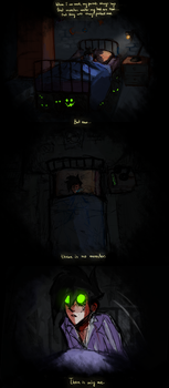 Danny Nightmares by Vongrell