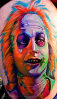 Beetlejuice Beetlejuice ... by sass-tattoo
