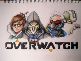 Overwatch by anime-wolf-fan-girl