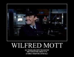 Motivation - Wilfred Mott by Songue