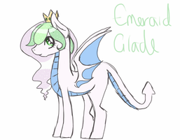 Chaos Is Magic: Emerald Glade by luxrayfan33