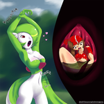 Gardevoir Follow Up by ILackAUsername