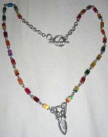 women necklace by PiratesGlory