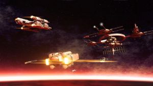 Red Alert At Merrimac by ILJackson