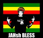 JAHsh Bless by Chuck-the-Overlord