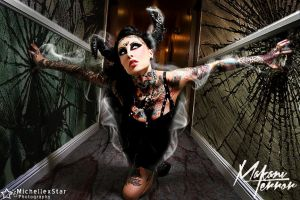 MAKANI TERROR ESPECIAL EDITION... by FALLEN-ANGEL-F