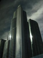 Chicago Building by artistEM2067