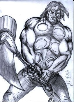 Ultimate Thor by N8watcher