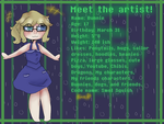 Meet The Artist ((Reupload)) by The-Caster-Of-Spells