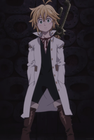 Meliodas past outfit by 15sok