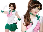 super sailor jupiter by dimundi-official
