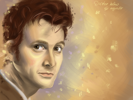 Doctor Who by Naya94