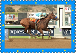 American Pharoah wins the Triple Crown by JediSenshi