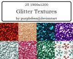 30 Large Glitter Textures by purplefeen by purplefeen