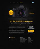 Discounter - Product Promo Landing Page by prestigedesign