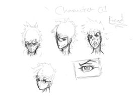Character Design #1 by eCedie